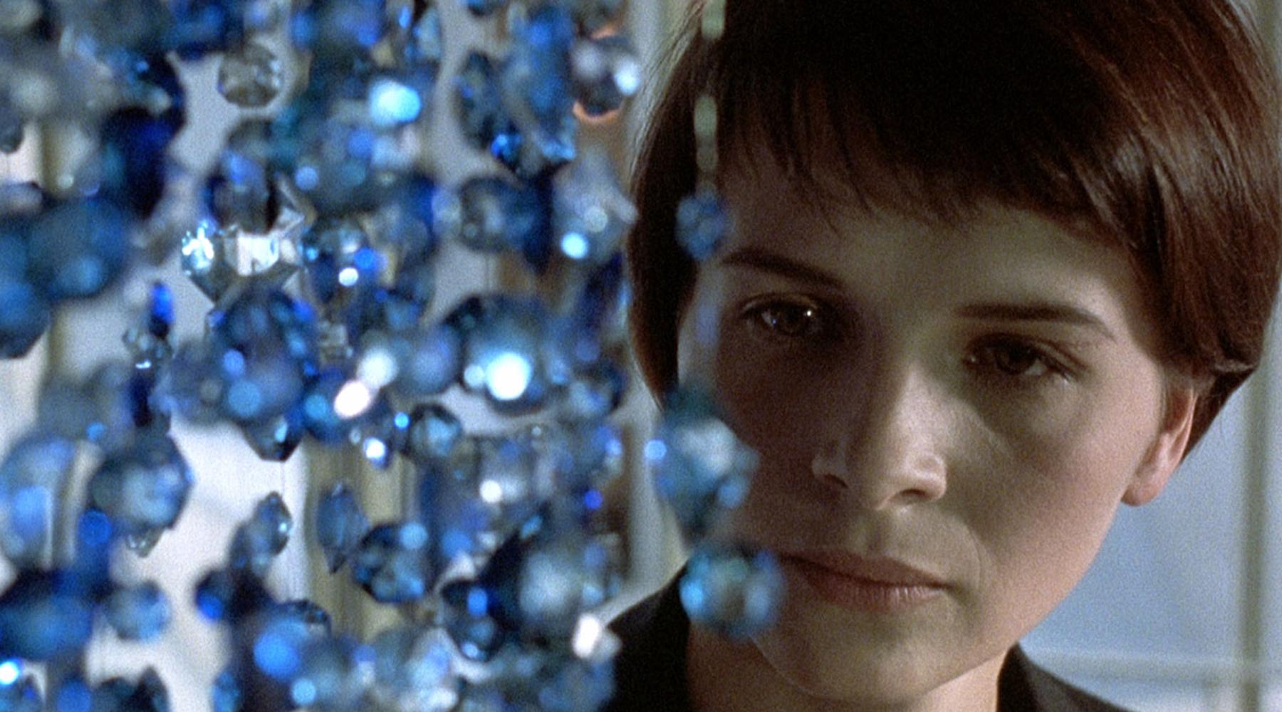 Risultati immagini per film blu film 1993